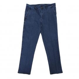 شلوار جین مردانه راسته زیپدار فاق بلند کد 730