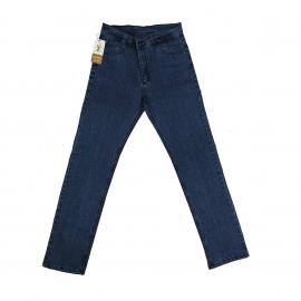 شلوار جین مردانه راسته زیپدار فاق بلند کد 740