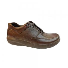 کفش طبی راحتی مردانه بزرگ پا چرم طبیعی تبریز کد 770