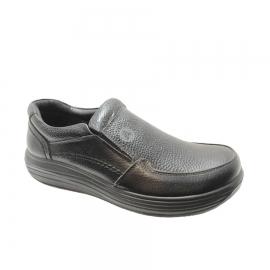 کفش طبی راحتی مردانه چرم طبیعی تبریز کد 829