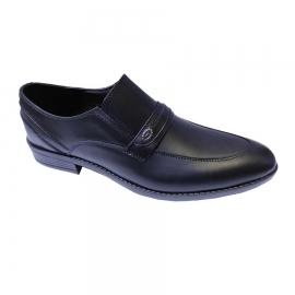 کفش مجلسی مردانه چرم طبیعی تبریز کد 852