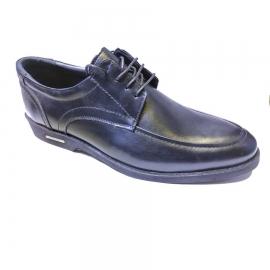 کفش مجلسی مردانه بزرگ پا چرم طبیعی تبریز کد 859