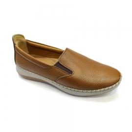 کفش راحتی زنانه چرم طبیعی  تبریز کد 893